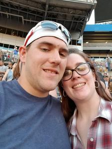 Joe attended Kenny Chesney: Trip Around the Sun Tour - Country on Jun 2nd 2018 via VetTix