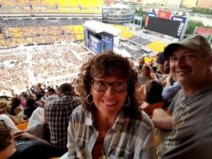 Michael attended Kenny Chesney: Trip Around the Sun Tour - Country on Jun 2nd 2018 via VetTix