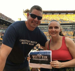Heather attended Kenny Chesney: Trip Around the Sun Tour - Country on Jun 2nd 2018 via VetTix