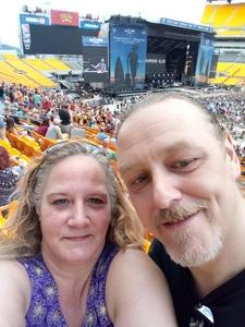 Traci attended Kenny Chesney: Trip Around the Sun Tour - Country on Jun 2nd 2018 via VetTix