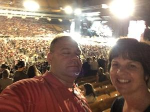Larry attended Kenny Chesney: Trip Around the Sun Tour - Country on Jun 2nd 2018 via VetTix