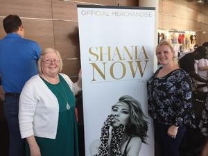 Joanne, LT, NC, USNR Vetr attended Shania Twain - Live in Concert on Jun 4th 2018 via VetTix