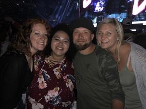 Ryan attended Taylor Swift Reputation Stadium Tour on Jun 1st 2018 via VetTix