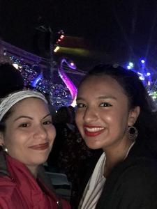 Rosa attended Taylor Swift Reputation Stadium Tour on Jun 1st 2018 via VetTix