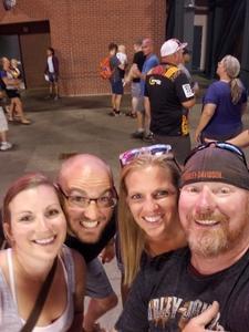 Matthew attended Colorado Rockies vs. Arizona Diamondbacks - MLB on Jun 8th 2018 via VetTix