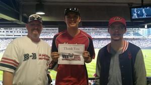 Jeremy attended Colorado Rockies vs. Arizona Diamondbacks - MLB on Jun 8th 2018 via VetTix