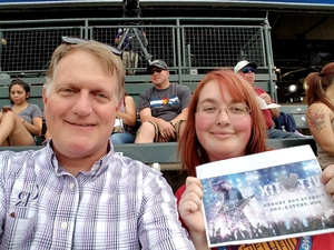 Michael attended Colorado Rockies vs. Arizona Diamondbacks - MLB on Jun 8th 2018 via VetTix