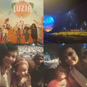 Kayla attended Luzia by Cirque Du Soleil - 8pm Show on Jun 2nd 2018 via VetTix