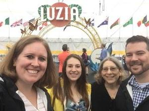 Kevin attended Luzia by Cirque Du Soleil - 8pm Show on Jun 2nd 2018 via VetTix