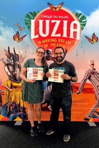 Diego attended Luzia by Cirque Du Soleil - 8pm Show on Jun 2nd 2018 via VetTix