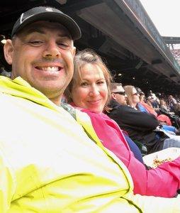 Chris attended Colorado Rockies vs. Miami Marlins - MLB - Sunday on Jun 24th 2018 via VetTix