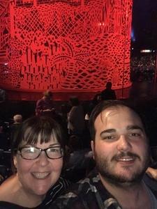 Lori attended Luzia by Cirque Du Soleil - Matinee on Jun 3rd 2018 via VetTix