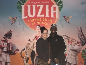 David attended Luzia by Cirque Du Soleil - 5pm Show on Jun 3rd 2018 via VetTix