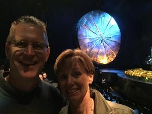 Art attended Luzia by Cirque Du Soleil - 5pm Show on Jun 3rd 2018 via VetTix