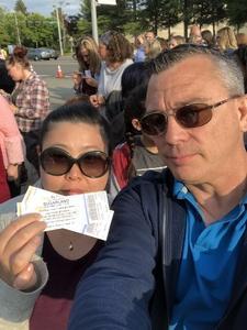 John attended Sugarland - Still the Same Tour on Jun 7th 2018 via VetTix
