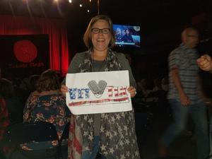Christina attended Sugarland - Still the Same Tour on Jun 7th 2018 via VetTix