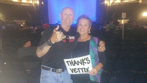 Leland attended Sugarland - Still the Same Tour on Jun 7th 2018 via VetTix
