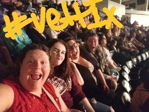 Casey & Kristina attended Sugarland - Still the Same Tour on Jun 7th 2018 via VetTix