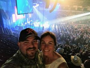 Jesse attended Sugarland - Still the Same Tour on Jun 7th 2018 via VetTix