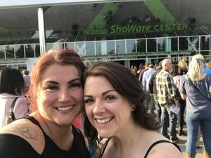 Krystyl attended Sugarland - Still the Same Tour on Jun 7th 2018 via VetTix