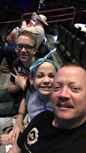 Christopher attended Sugarland: Still the Same Tour With Brandy Clark and Clare Bowen on Jun 8th 2018 via VetTix