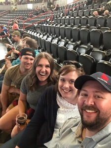 Joel E attended Sugarland: Still the Same Tour With Brandy Clark and Clare Bowen on Jun 8th 2018 via VetTix