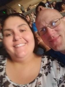 Nathan attended Sugarland: Still the Same Tour With Brandy Clark and Clare Bowen on Jun 8th 2018 via VetTix