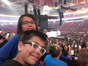 Christopher attended Live Nation Presents Journey / Def Leppard - Pop on Jun 5th 2018 via VetTix