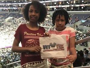 Lori attended Los Angeles Sparks vs. Minnesota Lynx - WNBA on Jun 3rd 2018 via VetTix