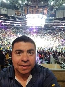 Ivan attended Los Angeles Sparks vs. Minnesota Lynx - WNBA on Jun 3rd 2018 via VetTix