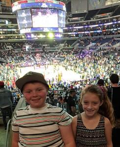 Jody attended Los Angeles Sparks vs. Minnesota Lynx - WNBA on Jun 3rd 2018 via VetTix