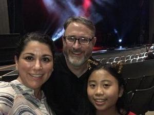 Marc attended David Blaine Live on Jun 3rd 2018 via VetTix