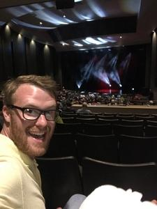 Duston attended David Blaine Live on Jun 3rd 2018 via VetTix
