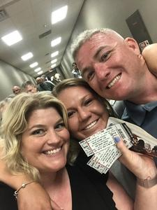 Wendy attended David Blaine Live on Jun 3rd 2018 via VetTix