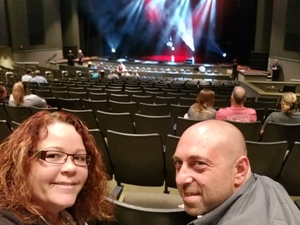 Brianne attended David Blaine Live on Jun 3rd 2018 via VetTix