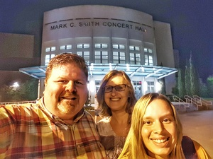 Mark attended David Blaine Live on Jun 3rd 2018 via VetTix