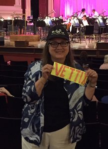 Ernest attended Broadway Divas - Presented by the Pittsburgh Symphony Orchestra on Jun 24th 2018 via VetTix