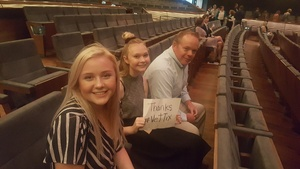 Billy attended Swan Lake Presented by Texas Ballet on Jun 3rd 2018 via VetTix
