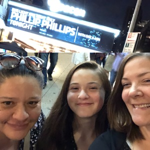 Ana attended Bud Light One Night Only Featuring Phillip Phillips on Jun 7th 2018 via VetTix