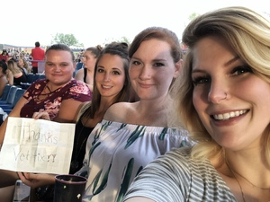 Katie attended The Adventures of Kesha and Macklemore on Jun 6th 2018 via VetTix