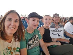 Matthew attended The Adventures of Kesha and Macklemore on Jun 6th 2018 via VetTix