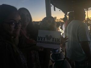 Caryanne attended The Adventures of Kesha and Macklemore on Jun 6th 2018 via VetTix