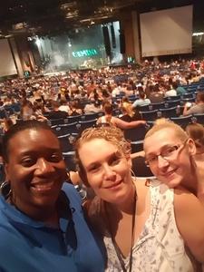 LaTonya attended The Adventures of Kesha and Macklemore on Jun 6th 2018 via VetTix