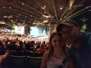 James attended The Adventures of Kesha and Macklemore on Jun 6th 2018 via VetTix
