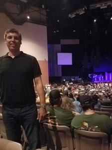 michael attended Rascal Flatts Back to US Tour on Jun 8th 2018 via VetTix