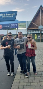 Thomas attended Poison With Special Guests Cheap Trick and Pop Evil - Pop on Jun 8th 2018 via VetTix