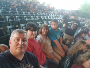 Scott attended Poison With Special Guests Cheap Trick and Pop Evil - Pop on Jun 8th 2018 via VetTix