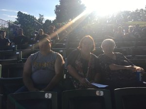 Sandra attended Poison With Special Guests Cheap Trick and Pop Evil - Pop on Jun 8th 2018 via VetTix