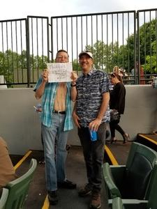 allen attended Poison With Special Guests Cheap Trick and Pop Evil - Pop on Jun 8th 2018 via VetTix