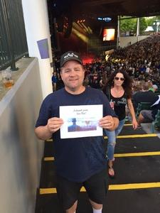 Kurt P attended Poison With Special Guests Cheap Trick and Pop Evil - Pop on Jun 8th 2018 via VetTix